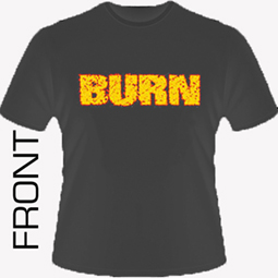 Burn - Shall Be Judged (grey)