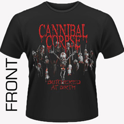 Cannibal Corpse -  Shirt