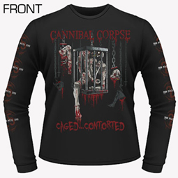 Cannibal Corpse - Caged Contorted