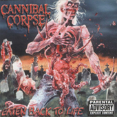 Cannibal Corpse - Butchered At Birth (2015) CD