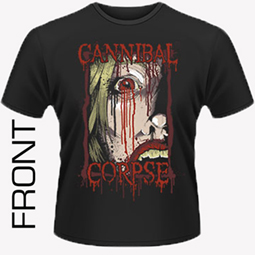 Cannibal Corpse - Face