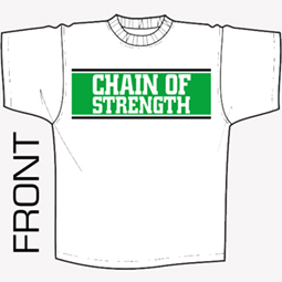 Chain Of Strength -  Shirt