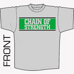 Chain Of Strength - The One Thing That Still Holds True Shirt