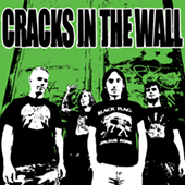 Cracks In The Wall - Self Titled