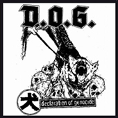 Declaration Of Genocide - Self Titled