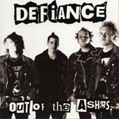 Defiance - Out Of The Ashes