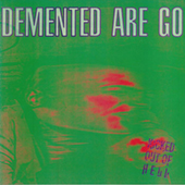 Demented Are Go - Kicked Out Of Hell (purple vinyl)