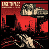 Face To Face - Don't Turn Away (re-issue) EP