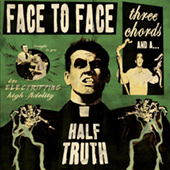 Face To Face - Don't Turn Away (re-issue) CD