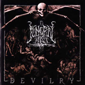 Funeral Mist - Devilry