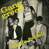 Gang Green - Skate To Hell b-w Alcohol