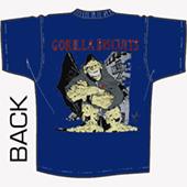 Gorilla Biscuits - Hold Your Ground (navy blue)