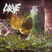 Grave - You'll Never See CD