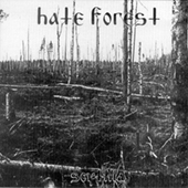 Hate Forest -  CD