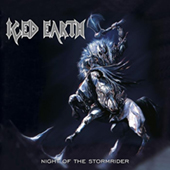 Iced Earth - Night Of The Stormrider (2015 re-issue)