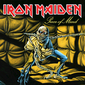 Iron Maiden - Piece Of MInd (180g)