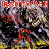 Iron Maiden - The Number Of The Beast (180g)