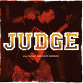 Judge -  CD