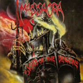 Massacra - Enjoy The Violence CD