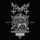 Mayhem -  CD boxset