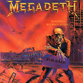 Megadeth - Peace Sells... But Who|s Buying