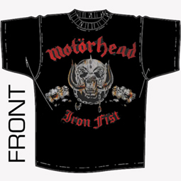 Motorhead -  Shirt
