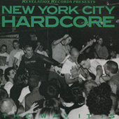 NYC Hardcore: The Way It Is - Lower East Side LP