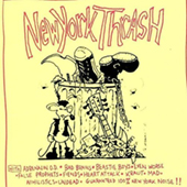 NY Thrash - Into The Future LP