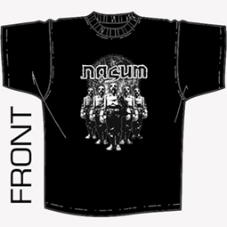 Nasum - Engine Of Death
