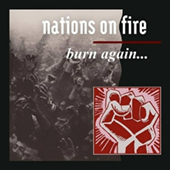 Nations On Fire - Burn Again