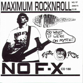 NoFX - Maximum Rock N Roll