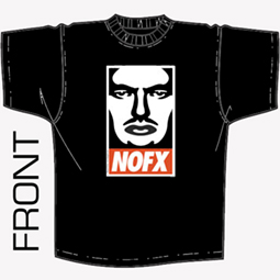 NoFX - Heavy Petting Zoo Shirt