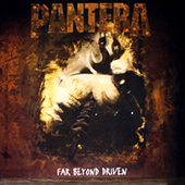 Pantera - Far Beyond Bootleg - Live From Donington '94 2xLP