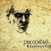Primordial - Spirit The Earth Aflame CD