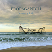Propagandhi - Victory Lap (beer with grey smoke vinyl)