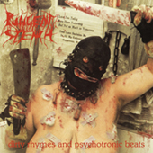 Pungent Stench - Dirty Rhymes & Psychotronic... (white vinyl)