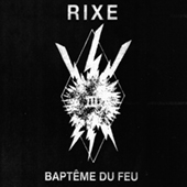 Rixe - Collection EP