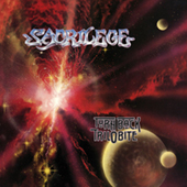 Sacrilege - Within The Prophecy CD