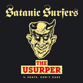 Satanic Surfers - Back From Hell EP