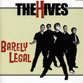 The Hives - Your New Favourite Band CD