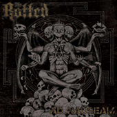 The Rotted -  CD
