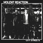 Violent Reaction -  LP