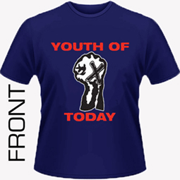 Youth Of Today -  Shirt
